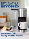 Bed Bath & Beyond Flyer - October 14, 2020 - October 25, 2020.