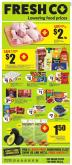 FreshCo. Flyer - October 22, 2020 - October 28, 2020.