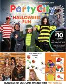 Party City Flyer - October 23, 2020 - October 31, 2020.