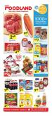 Foodland Flyer - October 22, 2020 - October 28, 2020.