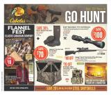Bass Pro Shops Flyer - October 22, 2020 - November 04, 2020.