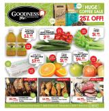 Goodness Me Flyer - October 22, 2020 - November 04, 2020.