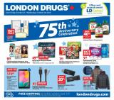 London Drugs Flyer - October 23, 2020 - October 28, 2020.