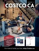 Costco Flyer - November 01, 2020 - November 30, 2020.