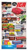 IGA Flyer - October 29, 2020 - November 04, 2020.