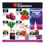 Atlantic Superstore Flyer - October 29, 2020 - November 18, 2020.