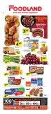 Foodland Flyer - October 29, 2020 - November 04, 2020.
