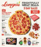 Longo's Flyer - October 29, 2020 - November 11, 2020.