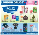 London Drugs Flyer - October 30, 2020 - November 04, 2020.