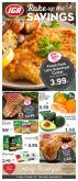 IGA Simple Goodness Flyer - October 30, 2020 - November 05, 2020.