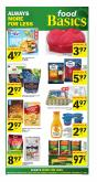 Food Basics Flyer - November 12, 2020 - November 18, 2020.