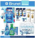 Brunet Clinique Flyer - November 12, 2020 - November 25, 2020.