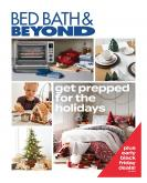 Bed Bath & Beyond Flyer - November 16, 2020 - November 25, 2020.