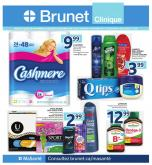 Brunet Clinique Flyer - November 26, 2020 - December 09, 2020.