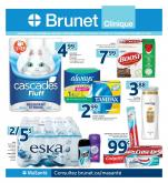 Brunet Clinique Flyer - December 10, 2020 - December 23, 2020.