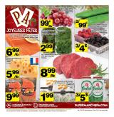 PA Supermarché Flyer - December 14, 2020 - December 27, 2020.