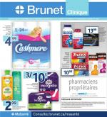 Brunet Clinique Flyer - December 24, 2020 - January 06, 2021.