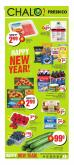 Chalo! FreshCo. Flyer - December 26, 2020 - January 01, 2021.