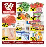 PA Supermarché Flyer - December 28, 2020 - January 03, 2021.