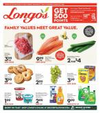 Longo's Flyer - December 31, 2020 - January 13, 2021.