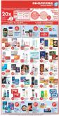 Shoppers Drug Mart Flyer - January 02, 2021 - January 07, 2021.