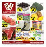 PA Supermarché Flyer - January 04, 2021 - January 10, 2021.