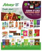 Sobeys Flyer - January 07, 2021 - February 10, 2021.