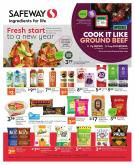 Safeway Flyer - January 07, 2021 - February 10, 2021.