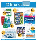 Brunet Clinique Flyer - January 07, 2021 - January 20, 2021.