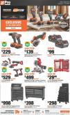 The Home Depot Flyer - January 05, 2021 - January 18, 2021.
