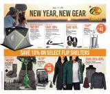 Bass Pro Shops Flyer - January 07, 2021 - January 20, 2021.