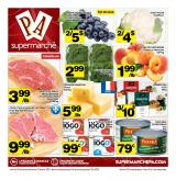 PA Supermarché Flyer - January 11, 2021 - January 17, 2021.