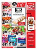 IGA Flyer - January 14, 2021 - January 20, 2021.