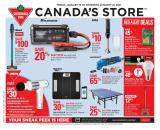 Canadian Tire Flyer - January 15, 2021 - January 21, 2021.