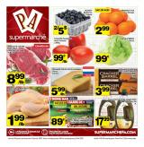 PA Supermarché Flyer - January 18, 2021 - January 24, 2021.