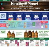 Healthy Planet Flyer - January 14, 2021 - February 10, 2021.