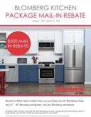 Trail Appliances Flyer - January 01, 2021 - March 31, 2021.