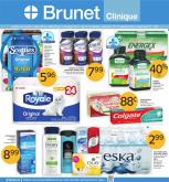 Brunet Clinique Flyer - January 21, 2021 - February 03, 2021.