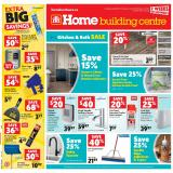 Home Building Centre Flyer - January 21, 2021 - February 03, 2021.