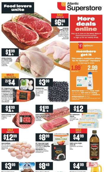 Atlantic Superstore Flyer - January 28, 2021 - February 03, 2021.