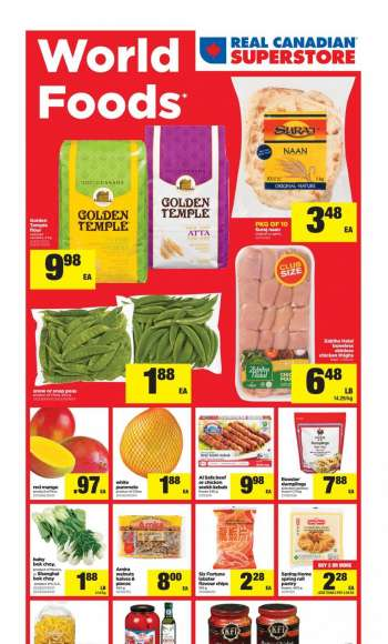 Real Canadian Superstore Flyer - January 28, 2021 - February 03, 2021.