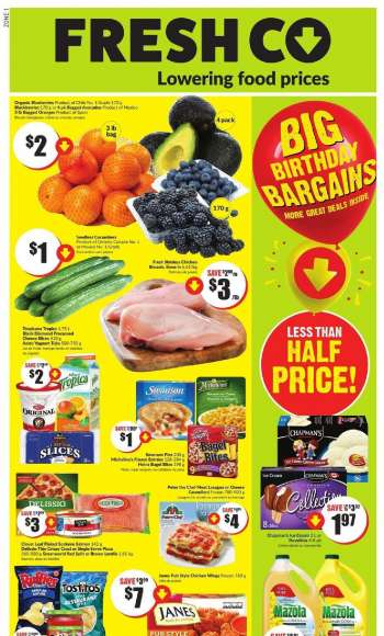 FreshCo. Flyer - January 28, 2021 - February 03, 2021.