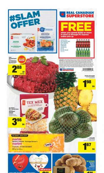 Real Canadian Superstore Flyer - February 04, 2021 - February 10, 2021.