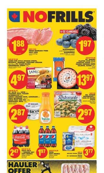 No Frills Flyer - February 05, 2021 - February 11, 2021.