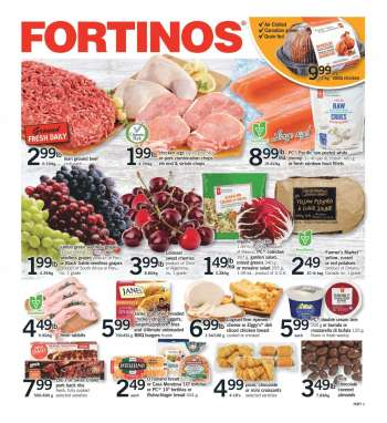 Fortinos Flyer - February 18, 2021 - February 24, 2021.