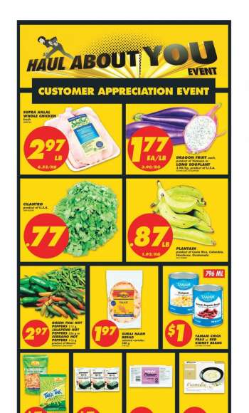 No Frills Flyer - February 19, 2021 - February 25, 2021.