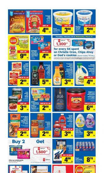 Real Canadian Superstore Flyer - February 25, 2021 - March 03, 2021.
