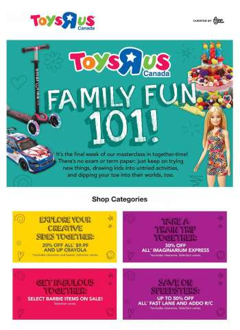 Toys''R''Us Flyer
