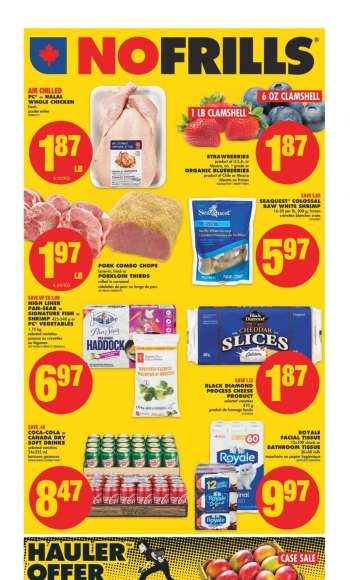 No Frills Flyer - March 04, 2021 - March 10, 2021.