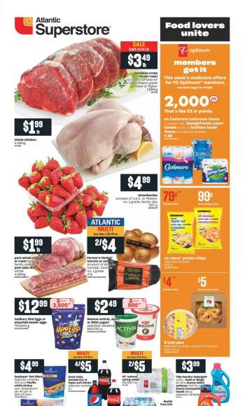 Atlantic Superstore Flyer - March 11, 2021 - March 17, 2021.